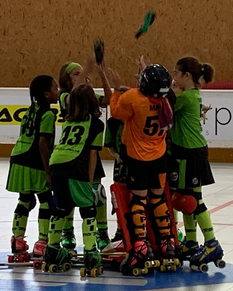 Hockey femení - CPI